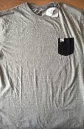 Camiseta DC Shoes Co. Pocket