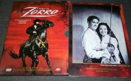 Antigo DVD de A Marca do Zorro