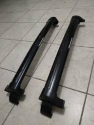 Vendo rack bagageiro teto eqmax polo sedan, usado comprar usado  Governador Valadares