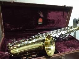 Sax Alto Conn 6m Usa Vintage Mib Profissional - Ra