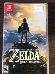 Legend of Zelda Breath of Wild Nintendo Switch