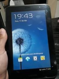 Tablet Samsung Galaxy Tab 2 7.0 com Tela 7,0, 16GB, Wi-Fi, GPS e Bluetooth comprar usado  Nova Iguaçu