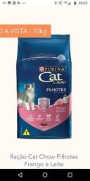 Ração cat chaw 10 kilos premium especial * zap