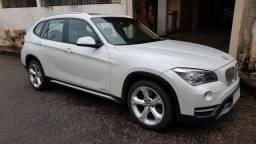 Vendo BMW X1 20i Turbo com teto solar 2013-2014 - 2014