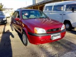 FORD FIESTA 1999/2000 1.0 MPI GL 8V GASOLINA 2P MANUAL - 2000