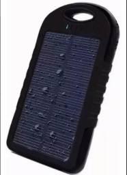 Carregador Solar Aceito Cartão