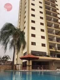 Apartamento com 3 dormitórios à venda, 80 m² por r$ 290.000 - independência - ribeirão pre