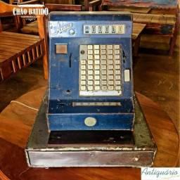 Máquina Registradora Marca Argus - Antiquário