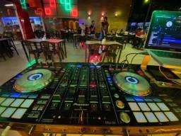 Controladora DDJ SX Pionner DJ Serato + aula grátis