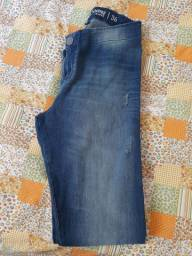 Calça Jeans Azul da marca BOANA TAMANHO 36