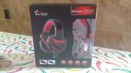 Headset pra PS4 - Na Caixa