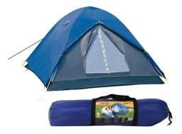 Barraca Ntk Fox 4/5 Pessoas Impermeável - Camping Escalada