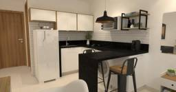 Apartamento kitinet 1 quarto no Centro-RJ - 25m²