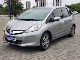 Honda FIT, modelo EX, ano 2013 com 76mil km
