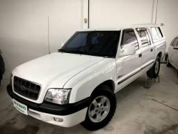 S10 DLX Gasolina/GNV COMPLETA 4x2