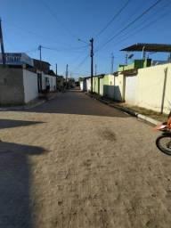 Excelente Terreno em rua principal, calçada em Flexeiras