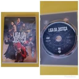 Título do anúncio: DVD Liga da justiça
