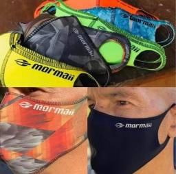 Máscaras Mormaii Neoprene Proteção Estilo e Conforto