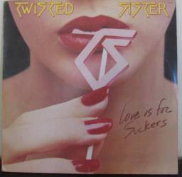 Lp - Twisted Sister- Love Is For Suckers- Disco De Vinil