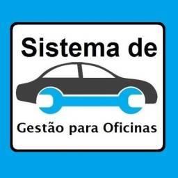 Sistema de Gestão para OS - Ordem de Serviços para oficinas mecânicas. Todos os tipos
