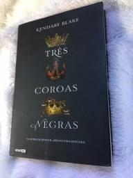 Livro Três Coroas Negras