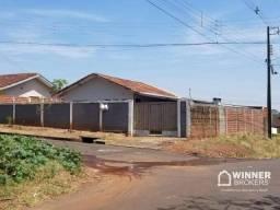 Casa com 3 dormitórios à venda, 85 m² por R$ 135.000 - Jardim Tropical - Goioerê/Paraná
