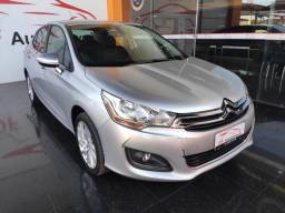 CITROEN C4 LOUNGE 1.6 THP FLEX ORIGINE BVA 2015