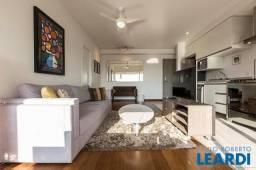 Apartamento à venda com 1 dormitórios em Pinheiros, São paulo cod:577838