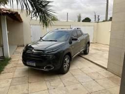 Toro volcano 17/17 diesel automática a top vendo ou troco - 2017