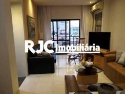 Apartamento à venda com 4 dormitórios em Tijuca, Rio de janeiro cod:MBAP40390