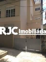 Casa à venda com 4 dormitórios em Tijuca, Rio de janeiro cod:MBCA40164