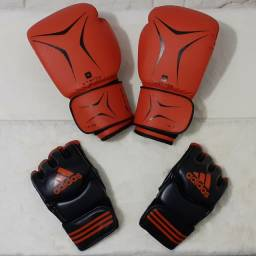 Luva de Boxe e Luva de MMA