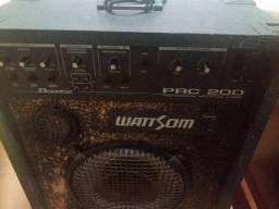 Caixa de som Wattsom PRC 200