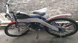 Bicicleta Motorizada 0km nunca usada