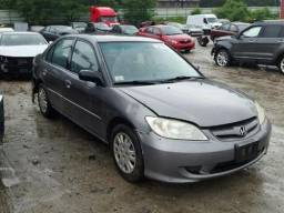 Vendo honda Civic 2004