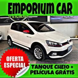 TANQUE CHEIO SO NA EMPORIUM CAR!!! FOX 1.6 PEPPER ANO 2017 COM MIL DE ENTRADA