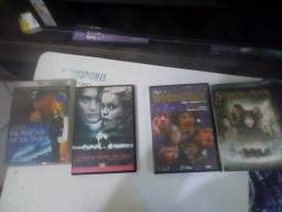 Livros ,dvds e cds