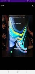 Galaxy note 9 128Gb ou troco por iphone