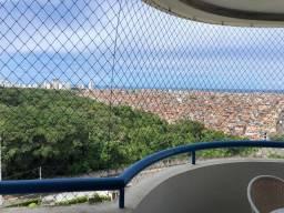 Apartamento de 3/4 sendo 1 suíte Andar Alto no Rio Vermelho R$ 500.000,00
