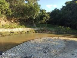 Chacara 7.200m2 ribeirão energia 2/4 banheiro área em L , 125km de Goiânia