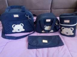 Vendo kit de bolsa maternidade sem uso!!!&