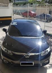 Civic lxl 2012 automático com gnv g3