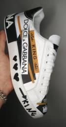 Tênis Dolce Gabbana Atacado e Varejo