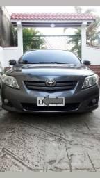Corolla XEI 2009/1.8 automático + Gnv