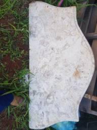 Pedras de marmore