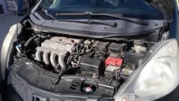 Vendo Honda Fit Automático 2009
