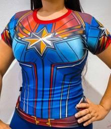 Camisa Super Herois