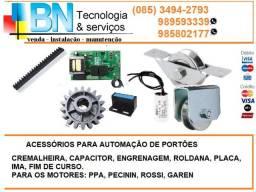 Acessórios para automação de portões Automaticos