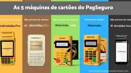 Máquinas De Cartão PagSeguro