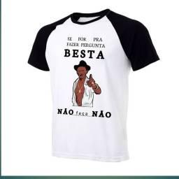 >>> Camisa do TIRINGA branca/ e ou cinza!